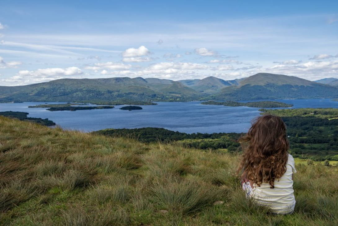 Loch Lomond and the Trossachs National Park   Coast and Countryside Adventures with TT