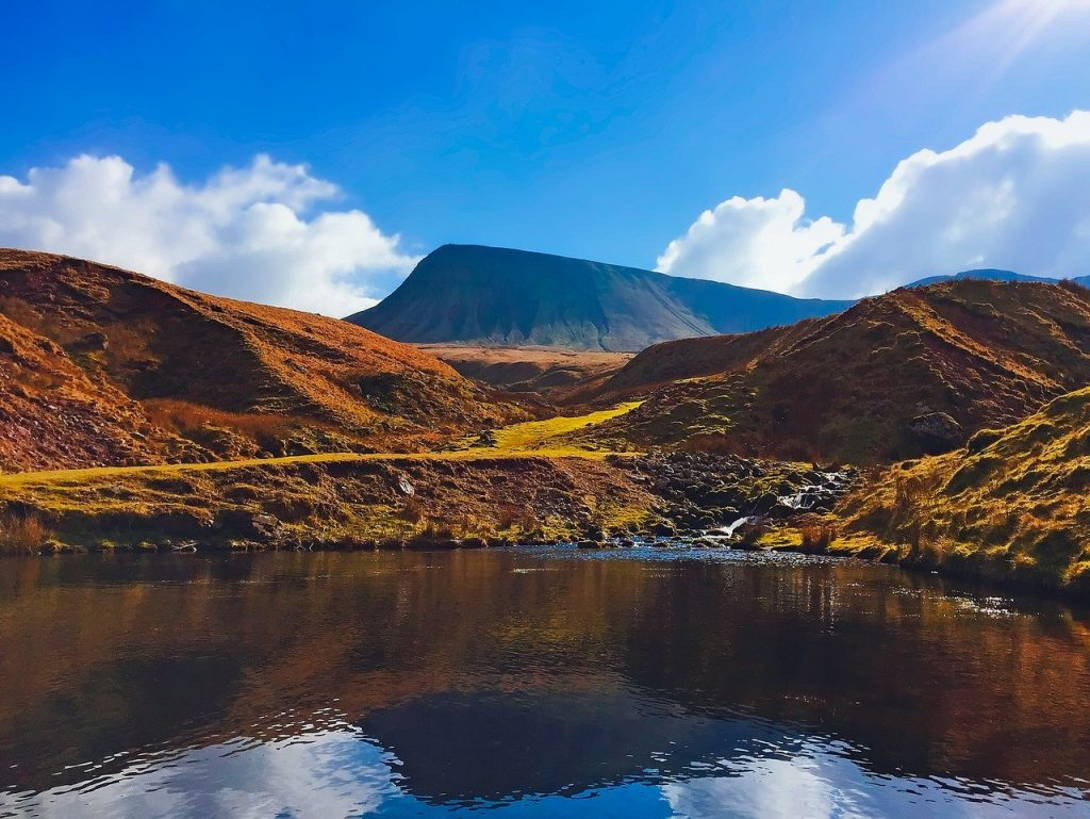 Brecon Beacons National Park   Coast and Countryside Adventures with TT