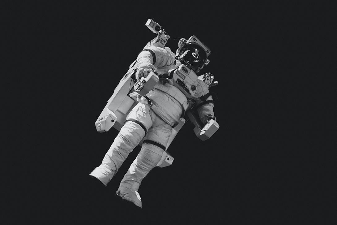 Floating through the stars | What makes us humans want to explore?