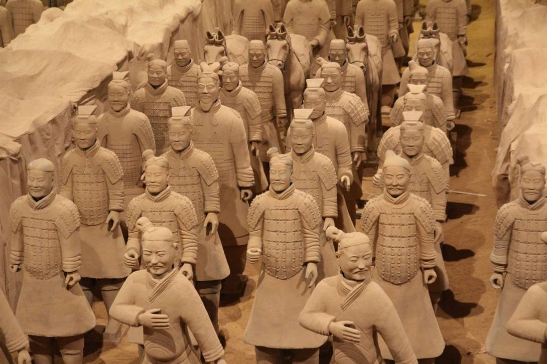 Unearthing the Terracotta Army | What makes us humans want to explore?